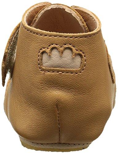 Easy Peasy Kiny Uni - Zapatos de primeros pasos Bebé-Niñas Beige - Beige (66 Oxi)