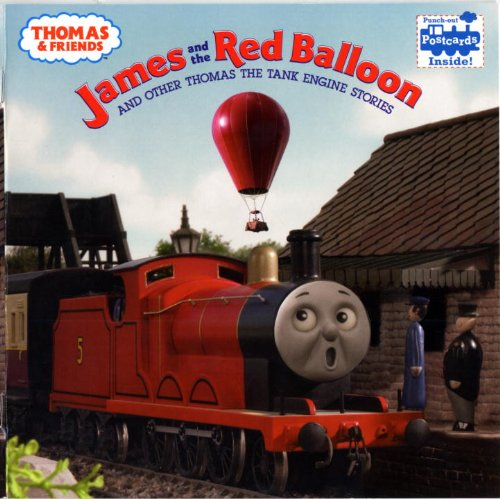 Thomas Friends James And The Red Balloon Other Tank Engine Stories PicturebackR Rev