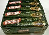24g X 12 bars KOPIKO REAL COFFEE CANDY SWEETS STRONG HARD CANDY COFFEE