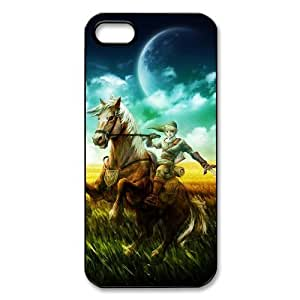 The Legend of Zelda iPhone 5 Case Hard Protective Case for iPhone 5