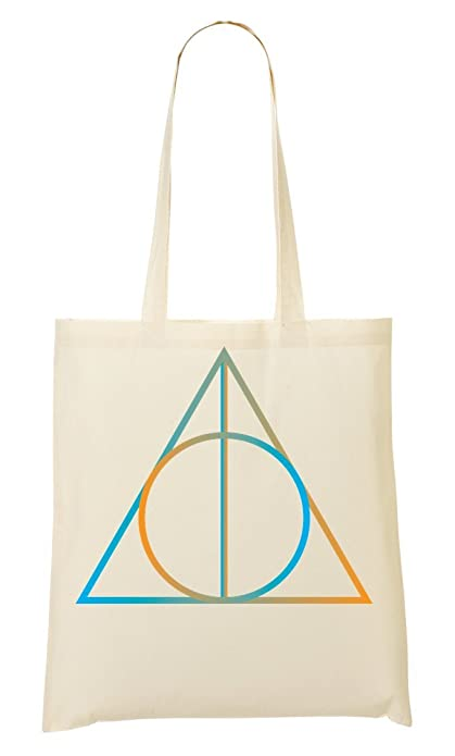 Deathly Hallows Harry Potter Inspired Bolso De Mano Bolsa De ...