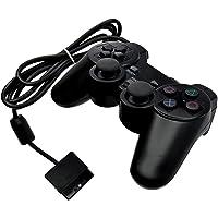 Controle para PlayStation 2 DualShock Com Fio Analógico com Vibração