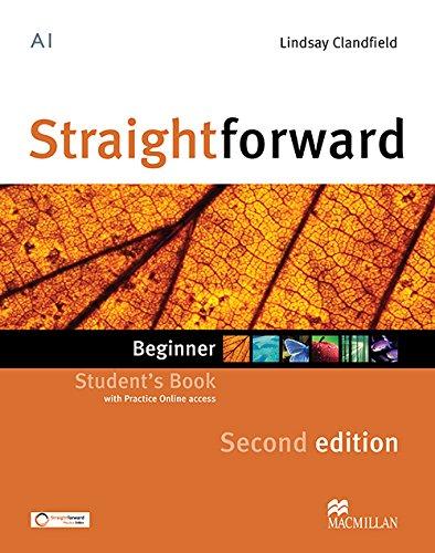 STRAIGHTFWD Beg Sb ebook Pk 2nd Ed Straightforward: Amazon.es ...