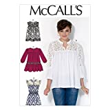 McCall Pattern Company M7095 Misses' Tops and Tunics - Best Reviews Guide