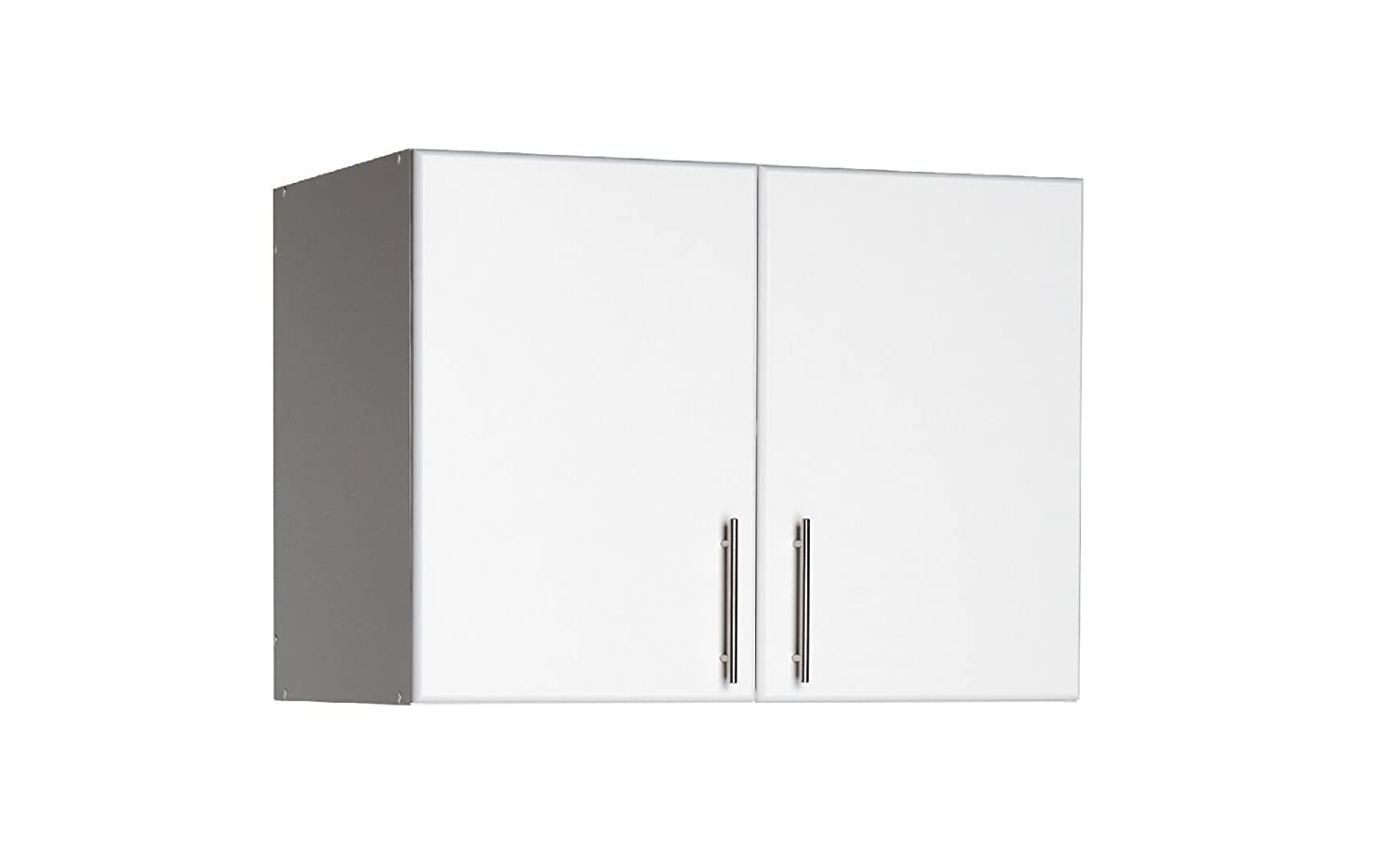 Amazon.com: Prepac WEW 3224   Elite Garage / Laundry Room Topper U0026 Wall  Cabinet With 2 Doors..: Kitchen U0026 Dining