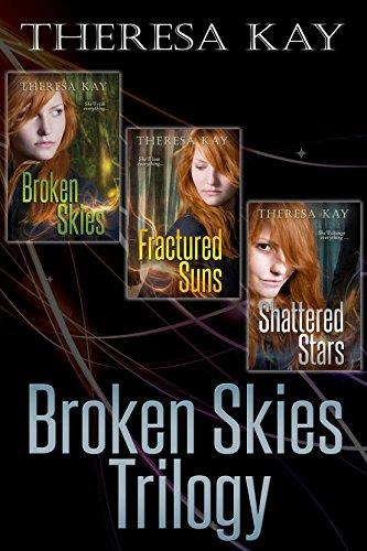 Broken Skies Trilogy: The Complete Series (Broken Skies, Fractured Suns, Shattered Stars)
