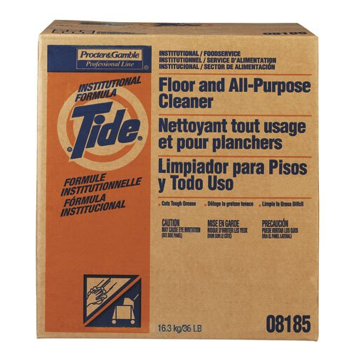 Tide 02364 - Floor and All-Purpose Cleaner, 36 lb. Box by Tide