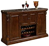 Howard Miller 693-006 Niagara Bar Console by Review