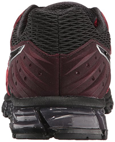 Synthétique Red Classic Gel silver Femmes de 180 black Chaussure Course Asics Quantum 2 fqppX