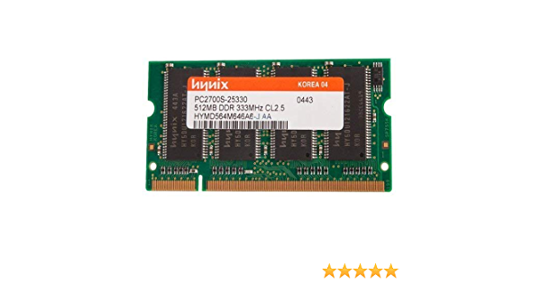 Arch Memory 2 GB 200-Pin DDR2 So-dimm RAM for ASUS N51Vf