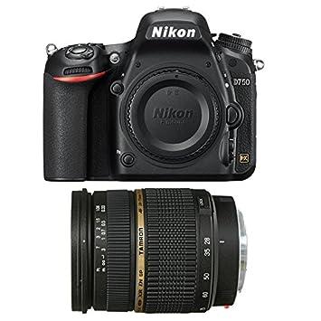 NIKON D750 + TAMRON 28-75: Amazon co uk: Camera & Photo