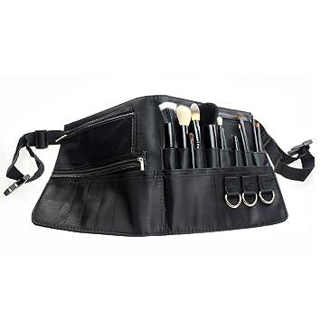 6ee2ca3f226c Amazon.com : Lurrose Makeup Brush Bag Tools Pack Portable Cosmetic ...