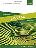 Land Law Complete: Text, Cases, and Materials