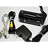 JVCケンウッド JVC 64GBフルハイビジョンメモリームービー クリアブラック GZ-HM690-B