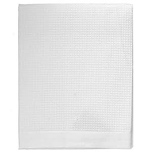 Toalla de baño Zucchi Solotuo tejido Nido de abeja, algodón Puro N165: Amazon.es: Hogar