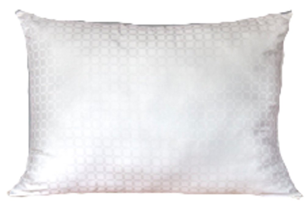 Windowpane Greatest Patterned Bed Pillow ~ Filled with 100% Luxurious Soft Polyester ~ COMPLETE SATISFACTION GUARANTEE (Standard)