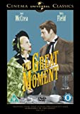 The Great Moment [DVD]