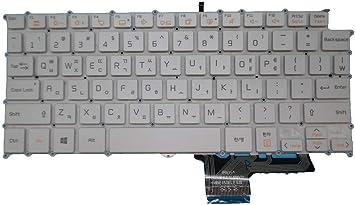 Teclado para ordenador portátil LG 13Z970 13Z970-ER33J 13Z970 ...