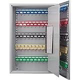 Barska 150 Position Key Lock Cabinet Steel Wall Lock Box