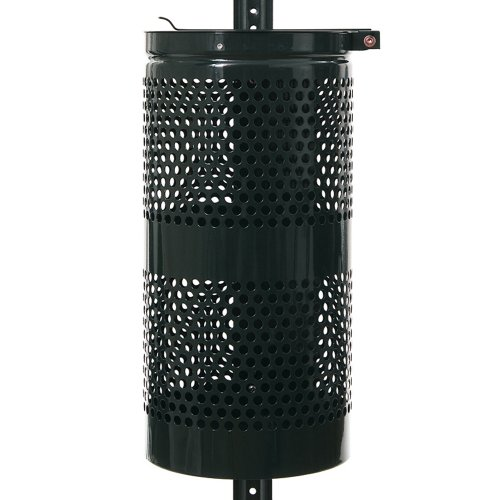 10 Gallon Waste Receptacle with Lid by POOPY POUCH