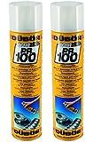 Trennaktiv PR 100 Trennspray Backspray Profi-Spraydose 600 ml 2 Stück