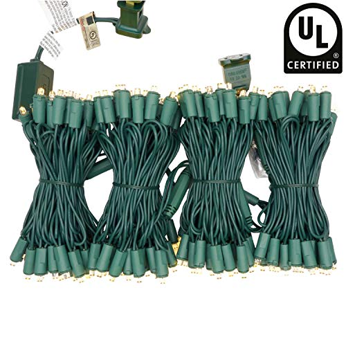 Heavy Duty Outdoor Christmas Tree Lights