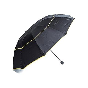 Paraguas/parasol de viaje plegable Westeng, anti-UV, resistente al viento,