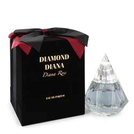 Diamond Diana Diana Ross EDP Eau de Parfum 3.4 OZ Travel Rollerball .34 Oz. SET