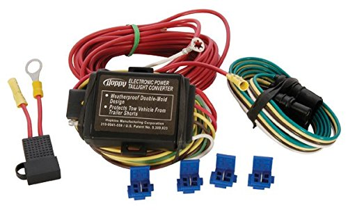 Hopkins 46255 Trailer Wire Converter by Hopkins