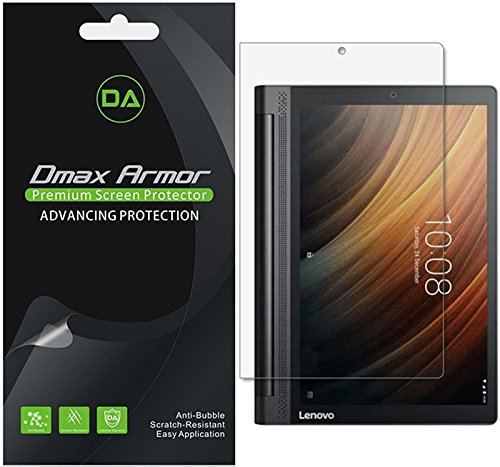 Amazon.com: [3-Pack] Dmax Armor for Lenovo Yoga Tab 3 Plus ...