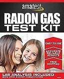 Amatest AMA100 Radon Gas Test Kit, 0.03 lb., Plastic