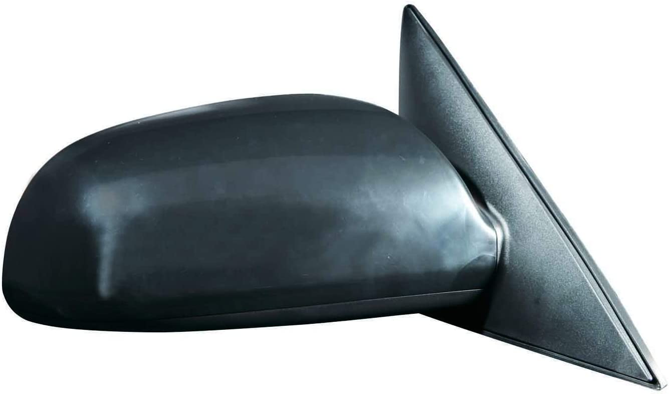 Depo 335-5406R3EBH Black Passenger Side Power Heated Mirror