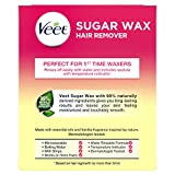 VEET Sugar Wax Hair Remover - Perfect for First