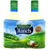 2-Pk. Hidden Valley The Original Ranch Dressing 40 Ounce