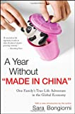 "Year Without ""Made in China"", Sara Bongiorni, 0470379200"