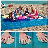 Sand Proof Rug Picnic Blanket Beach Mat, Sand Dirt