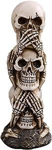 R STAR Halloween Skeleton Head, Skull for Best Halloween Decoration