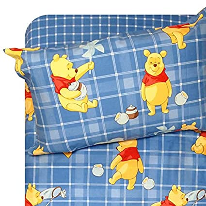 Copripiumino Winnie The Pooh.Completo Copripiumino Disney Winnie The Pooh Gioia Verde