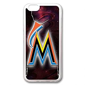 custom and diy for iphone 6 plus miami marlinslogo darkred background by jamescurryshop by icecream design