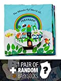 Best Melissa & Doug Books For One Year Old Boys - The Wonderful World of Peekaboo!: K's Kids Soft Review