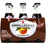 San Pellegrino Chinotto - 6 pack (6.75 oz bottles)