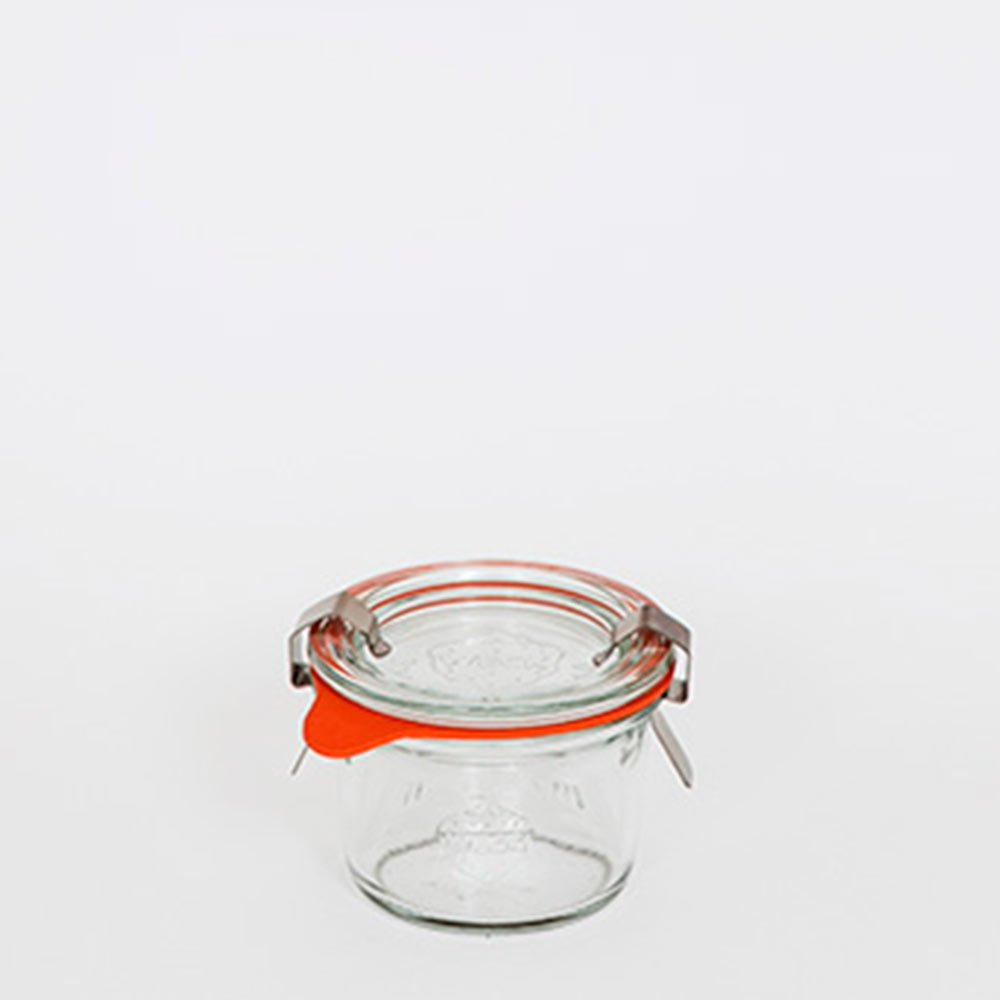 Weck 080 Mold Jar 80ml Case of 12