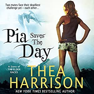 Pia Saves The Day Audiobook