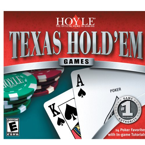 Hoyle Texas Hold'Em  [Download] (Games Texas Holdem Pc)