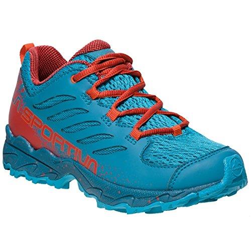 La Sportiva Jynx 27-35, Zapatillas de Senderismo para Mujer, (Tropic Blue/Tangerine 000), 35 EU: Amazon.es: Zapatos y complementos