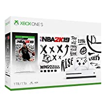 Xbox One S 1TB Console - NBA 2K19 Bundle - Xbox One S Edition