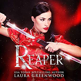 Reaper The Afterlife Journeys Laura Greenwod