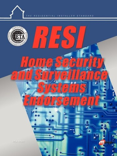 RESI Home Security and Surveillance Systems Endorsements