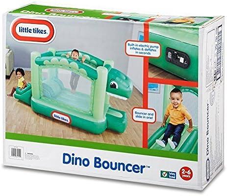 little tikes 642814 Dino - Juguete de Rebote