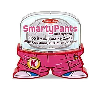 Melissa & Doug Smarty Pants - Kindergarten Card Set